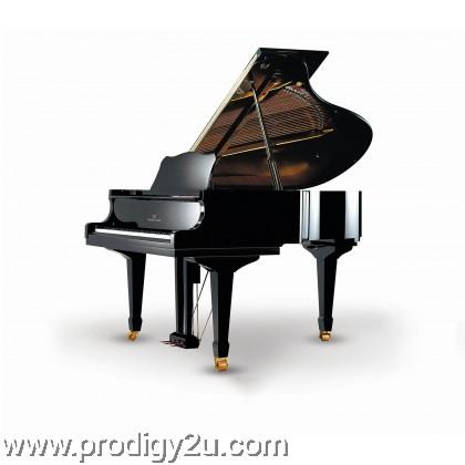 Young Chang Y150-BP Grand Piano Ebony Black