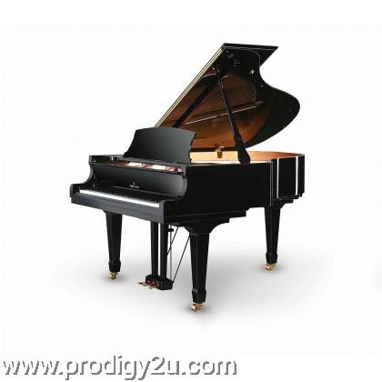Young Chang Y185-BP Grand Piano Ebony Black