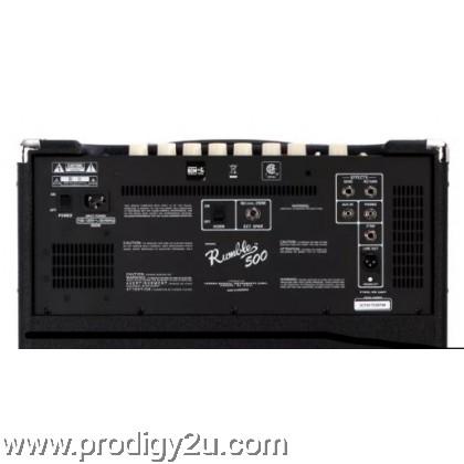FENDER RUMBLE 500 V2 BASS COMBO AMPLIFIER 500W