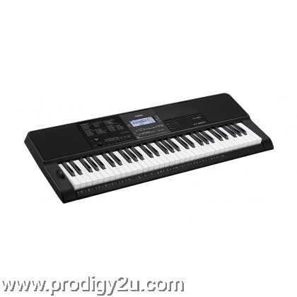 CASIO CT-X800 61-KEYS PORTABLE KEYBOARD (FOC Stand, Adaptor, Headphone, Cover, Pedal, Bench, Bag)