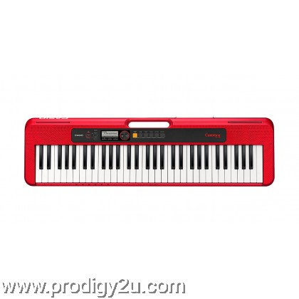 CASIO CT-S200 61-KEYS PORTABLE KEYBOARD (FOC Stand, Adaptor, Cover, Pedal, Headphone)