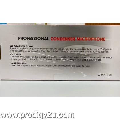 Huadelang HDL-BM800 Condenser Microphone Set