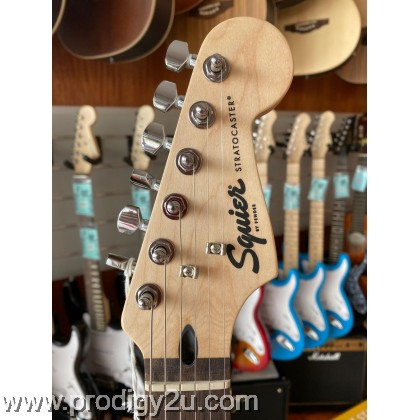 Squier Affinity Series HSS Stratocaster Electric Guitar, Laurel Fretboard